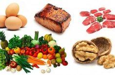 Menú semanal de la dieta paleolitica