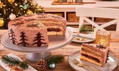 Pflaumen-Sahne-Torte Rezept   Dr. Oetker Winter Torte, Desserts, Food, Gluten Free Cakes, Food Food, Potato, Bakken, Cake Ideas, Dessert Ideas