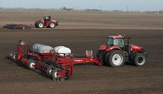 Case IH 1255 Front-Fold planter for sale at Kunau Implement, IA ...