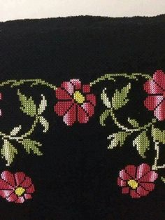 Prayer Rug, Embroidery Stitches, Cross Stitch, Floral, Flowers, Projects, Pattern, Istanbul, Islam