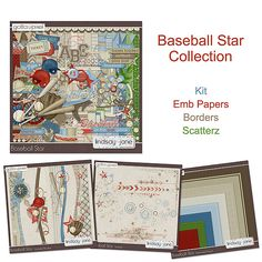 Baseball Star Collection