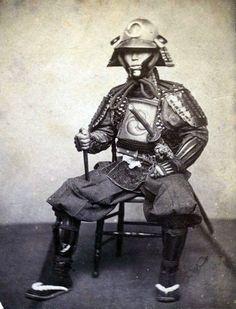 Vintage-Photographs-Of-Japanese-samurai-warriors-15 - DAILYBEST
