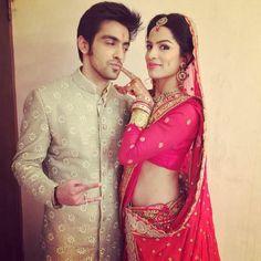 Purab n aliya Kumkum Bhagya, Pakistani, Bollywood, Sari, Glamour, Indian, Bride, Google Search, Fashion