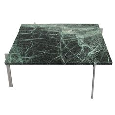 Scandinavian Modern Poul Kjaerholm PK61 Coffee Table | From a unique collection of antique and modern coffee and cocktail tables at http://www.1stdibs.com/furniture/tables/coffee-tables-cocktail-tables/
