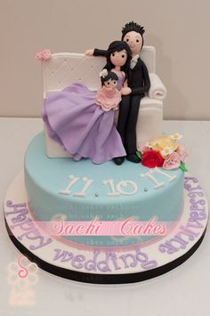 Sachi Cakes: Anniversary