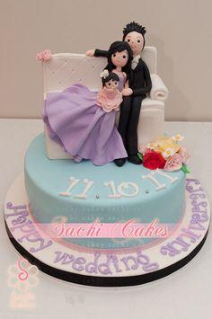 Sachi Cakes Anniversary