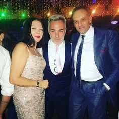 Super party made in italy in Moscow with #gianlucavacchi #gvlifestyle  ___________________________________ #LucaLitrico #мода #fashion #instamoda #модныйприговор #кино #москва #малахов #гагарин #путин #первыйканал #sartorialitrico #cinema #it #worldstar #италия #казань #usa #london #milan #madeinitaly #europe #roma #bisiness #style #crocusatelier