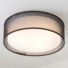 Check out Slim Shade LED Ceiling Light from Shades of Light Low Ceiling Bedroom, Light Fixtures Bedroom Ceiling, Globe Ceiling Light, Semi Flush Ceiling Lights, Glass Ceiling Lights, Flush Mount Lighting, Interior Ceiling Design, Fabric Shades, Light Shades