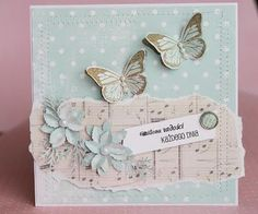 Butterflies, Decorative Boxes, Collage, Scrapbooking, Paper Crafts, Projects, Cards, Inspiration, Log Projects