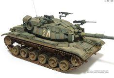 IDF MBT M60A1