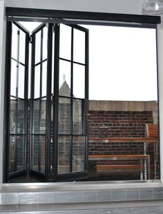 Use crittall folding doors for internal doors?