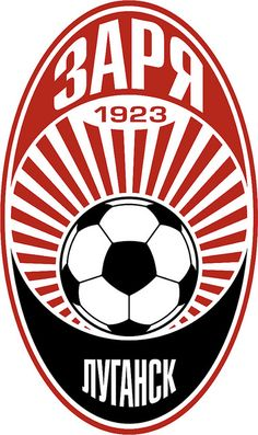 Football Club Zorya Luhansk (Ukrainian: Футбо́льний Клуб «Зоря» Луганськ; Russian: Футбо́льный Клуб «Заря» Луганск) | Country: Україна / Ukraine. País: Ucrania. | Founded/Fundado: 1923 | Badge/Crest/Logo/Escudo.