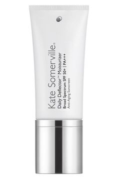 Kate Somerville  'Daily Deflector™' Moisturizer Broad Spectrum SPF 50+ Anti-Aging Sunscreen available at #Nordstrom