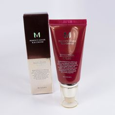 Missha 8806333353736 Perfect Cover BB Cover Natural Beige No. Skin Firming, Skin Brightening, Makeup Storage, Makeup Organization, Natural Eyebrow Tutorial, Natural Bb Cream, Thin Eyeliner, Korean Makeup Tutorials, Best Makeup Products