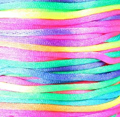 Hey, I found this really awesome Etsy listing at https://www.etsy.com/listing/160341415/2mm-rainbow-multicolor-nylon-thread-cord