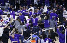 Kansas State Athletic Director John Currie apologized to Kansas for the wild court-storming incident that occurred after the Wildcats upset the Jayhawks at home on Monday night, according to NBC Sports.  Local police have been involved …