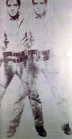 Andy Warhol - Elvis | Pop Art
