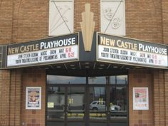 New Castle Playhouse, New Castle, PA