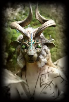 Clockwork Creature has to be one of my favorite. I mean just look at that mask! http://clockworkcreature.com