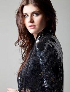 Alexandra Daddario - Percy Jackson