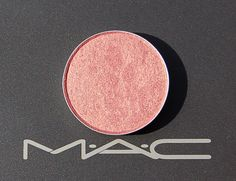 """Such a pretty, girly shade! MAC Veluxe Pearl Eye Shadow in """"Expensive Pink"""""""