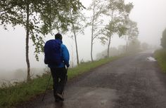 Hard-won lessons in whittling down your pack list and staying dry(ish) on your Camino