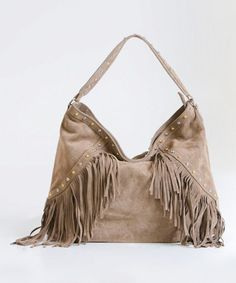 Minnetonka Hobo Fringe Bag | Fringe bags, Brown suede and Bag