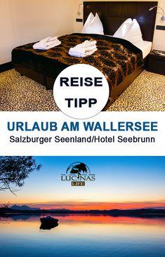 """Wie wäre es mit einem Hotel am See in Österreich? Ein Seebesuch im Winter?! Jetzt denkst du dir bestimmt """"Lucinas Life ist total verrückt geworden.""""  #hotel #seebrunn #wallersee #salzburgerseenland #hotelamsee #urlaubamsee #see #austria #österreich #salzburgland #salzburg #reisetipp #travel #travelblogger #traveltipp #reise #reisen #reiseblogg"""