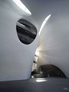 Ordos Art & City Museum / MAD Architects Ordos Art & City Museum (8) – ArchDaily