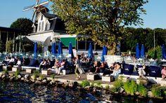 De Tuin, Als je door de slechte service heen kijkt, is het een van de mooiste en fijnste plekken van Rotterdam in de zomer!