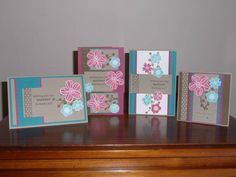 Eastern Blooms by sam007 - Cards and Paper Crafts at Splitcoaststampers