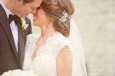 Wedding couple via Jean Smith