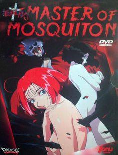 Master of Mosquiton (DVD ANIMACIÓ MAS)