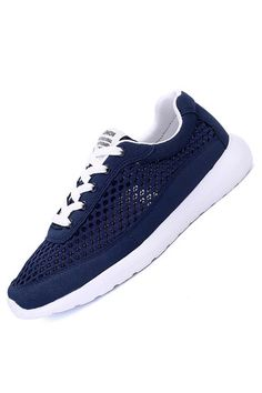 Seanut Men's Fashion Breathable Mesh Casual Shoes (Blue) | ราคา: ฿642.60 | Brand: Seanut | See info: http://www.topsellershoes.com/product/41363/seanut-mens-fashion-breathable-mesh-casual-shoes-blue