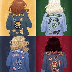 Ravenclaw Hufflepuff zwaderich grifoender I personally, just like some other men Harry Potter World, Fanart Harry Potter, Images Harry Potter, Harry Potter Drawings, Harry Potter Wallpaper, Harry Potter Characters, Harry Potter Universal, Estilo Harry Potter, Arte Do Harry Potter