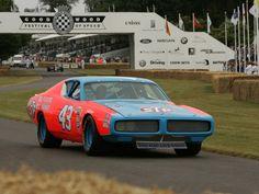 NASCAR: Richard Petty- The KING!!!