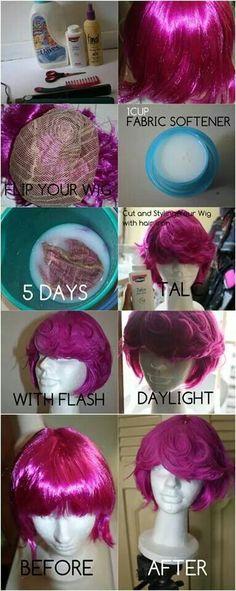 Wig tip
