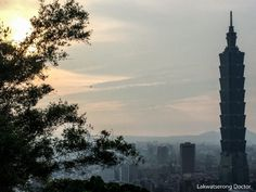 UNCOVERING TAIWAN, THE HEART OF ASIA: DAY 1 – lakwatserongdoctor Taipei 101, Taiwan, Asia, Clouds, Celestial, Sunset, Day, Heart, Outdoor