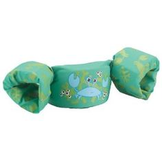 The BEST flotation device for little swimmers.