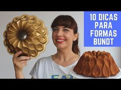 Como usar formas de bundt cake- 10 dicas - YouTube Bolo Original, Baking Tips, Youtube, Food And Drink, Make It Yourself, Cakes, Cooking, Desserts, Life Hacks