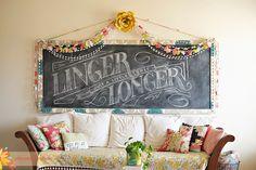linger just a little bit longer