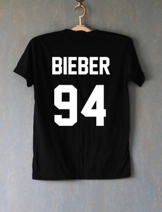 Bieber Shirt Justin Bieber Shirts T Shirt by DeadlyPotionNo7, $18.00