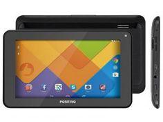 """Tablet Positivo Stilo T725 8GB 7"""" Wi-Fi Android - 5.1 Proc. Quad Core Câmera Integrada com as melhores condições você encontra no Magazine Edisonmaciel. Confira!"""