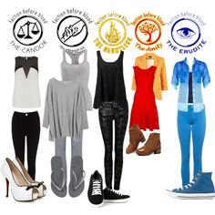 """Divergent"" by sammyhellthorne on Polyvore"