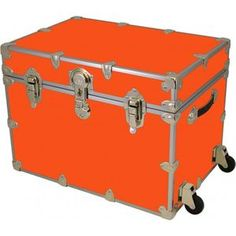Classic Cooler Orange Trunk #privalicious