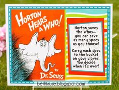Horton Hears a Who spec carry game
