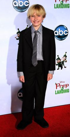 "Actor Nathan Gamble attends the ""Prep & Landing"" film premiere at The El Capitan Theatre on November 16, 2009 in Hollywood, California. Nathan Gamble Photos: Premiere Of Disney And ABC's ""Prep & Landing"" - Arrivals"