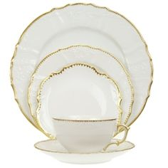 Anna weatherly-simply Anna fine china