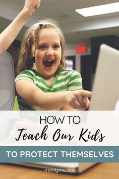 How To Teach Your Kids To Protect Themselves (Self Defense Tips For Young Kids) - Meredith Rines Self Defense Tips, Self Defense Weapons, Der Computer, Computer Help, Youngest Child, Street Fights, Train Your Mind, Personal Safety, The Way You Are