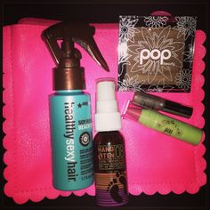 My June & July #ipsy bags!